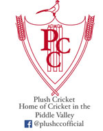 Plush Cricket Club Logo