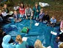 A 'Forest School' lesson