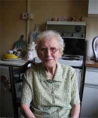 Picture of 'Auntie Joan' Hunt