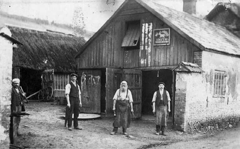 Picture of the Old Forge