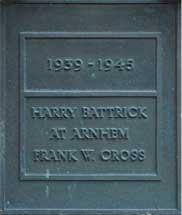 Picture of Memorial plaque