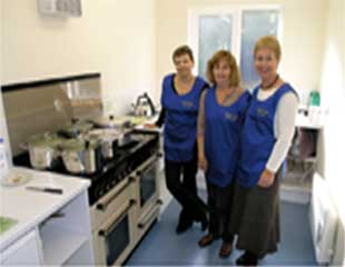 Picture of Lunch CLub staff