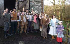 Piddle Valley Players - Fiddler on the Roof, 2013